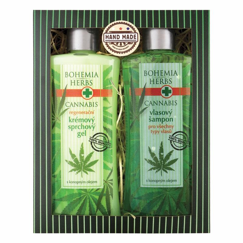 Darčekové balenie Cannabis