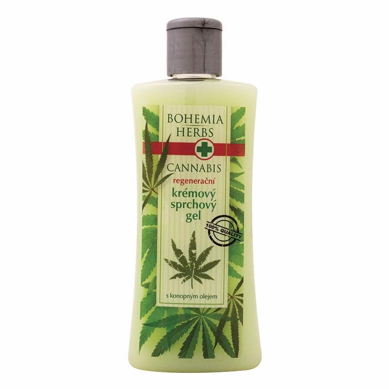 Sprchový gél – cannabis