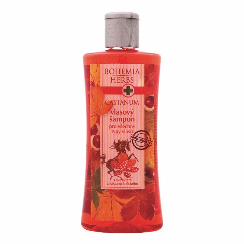 Vlasový šampón – pagaštan