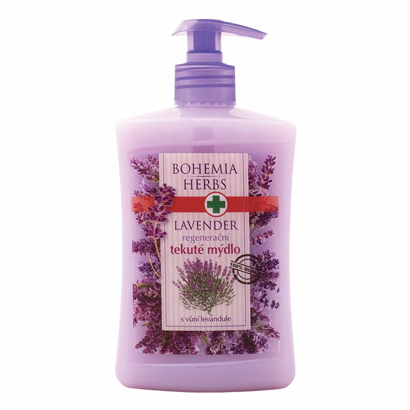 Tekuté mydlo – levanduľa