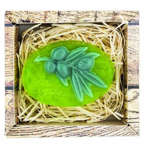 Ručne vyrábané mydlo – oliva