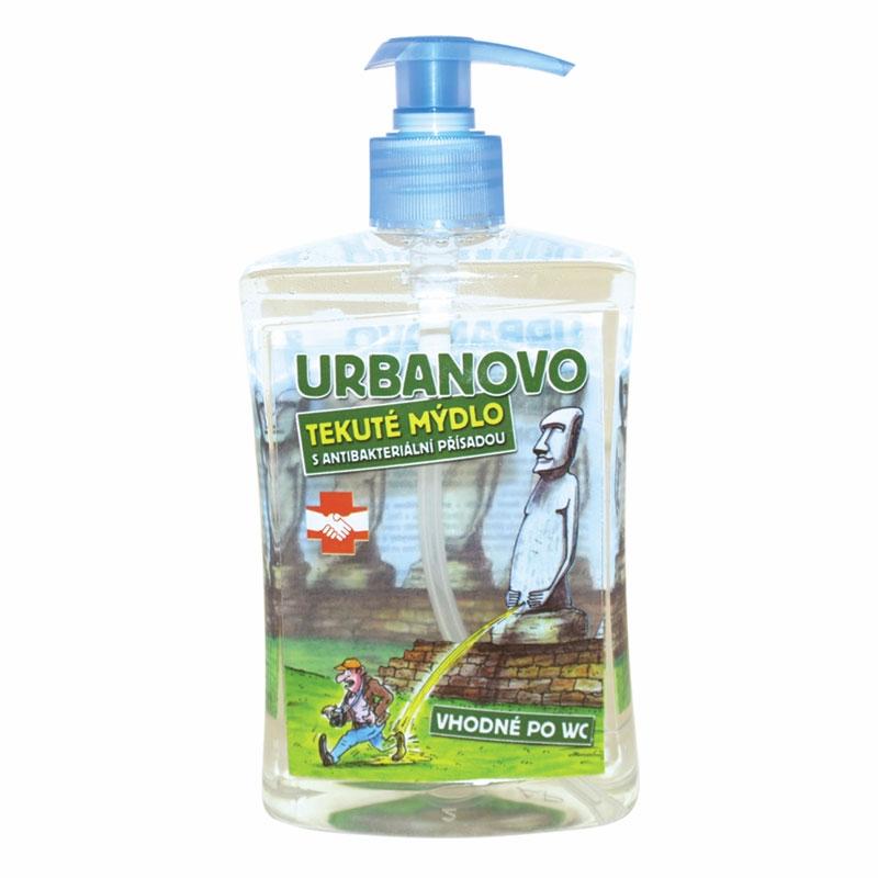 Urbanovo tekuté toaletní mýdlo