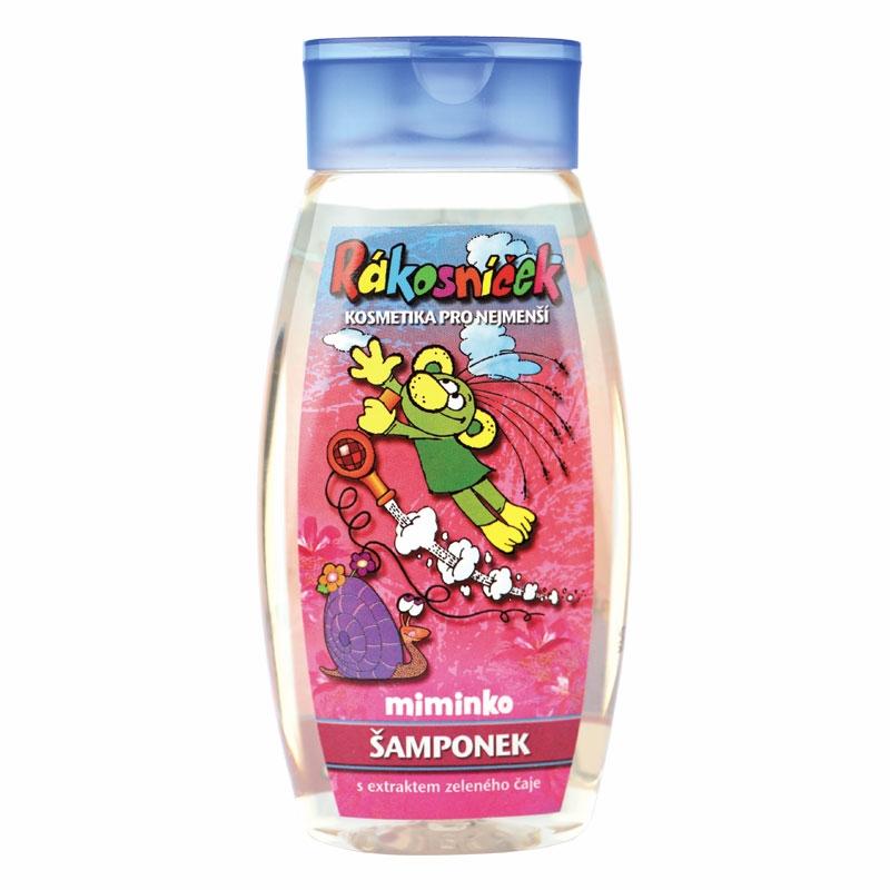 Vlasový šampón