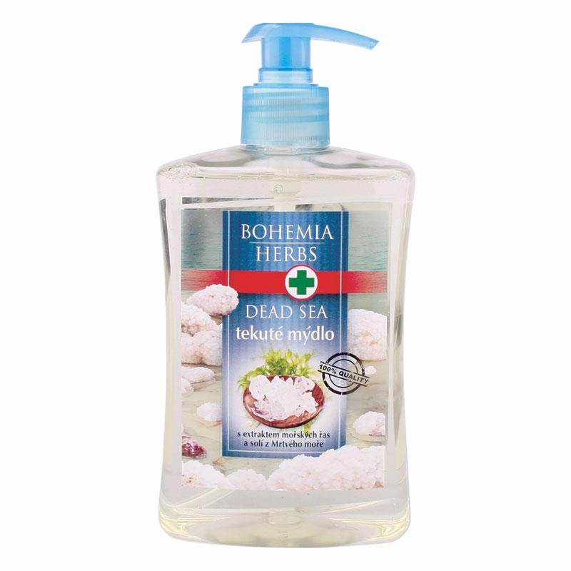 Tekuté mydlo – Dead sea