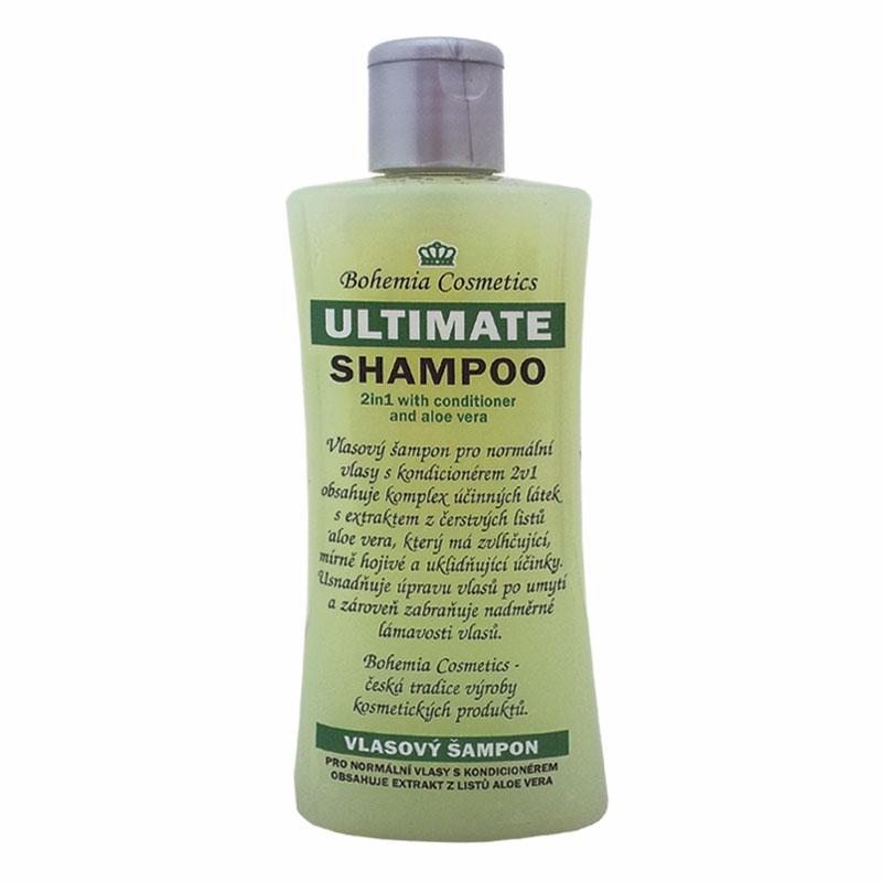 Šampón Ultimate Care