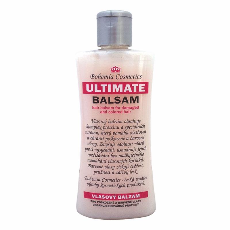 Vlasový balzam Ultimate Care