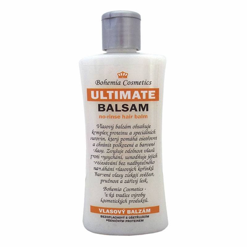 Vlasový balzam Ultimate Care