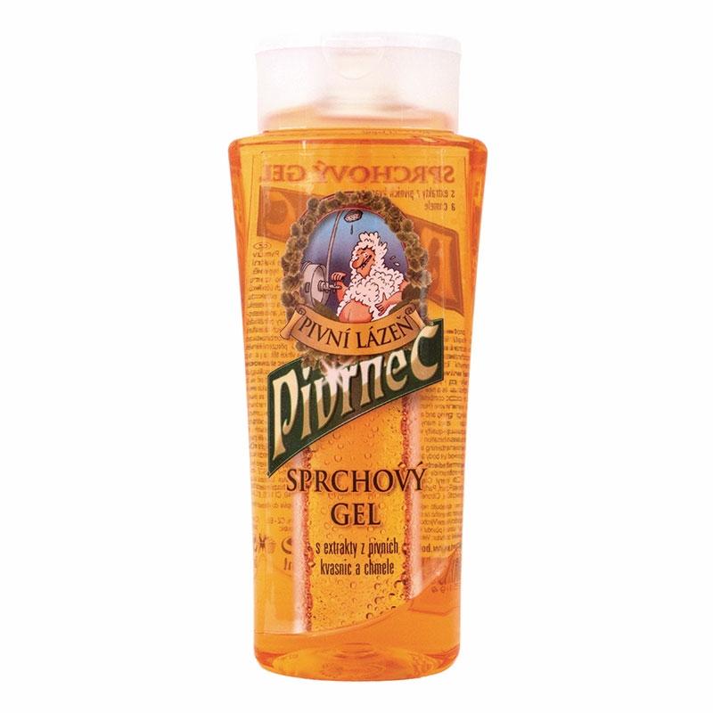 Sprchový gél Pivrnec 250 ml
