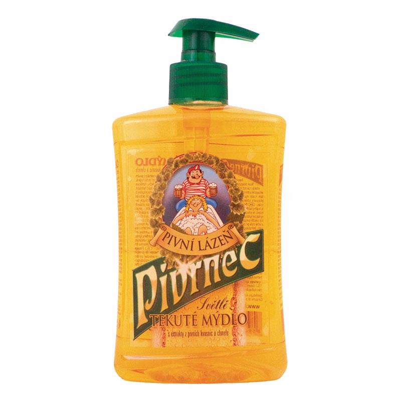 Tekuté mydlo Pivrnec 500 ml