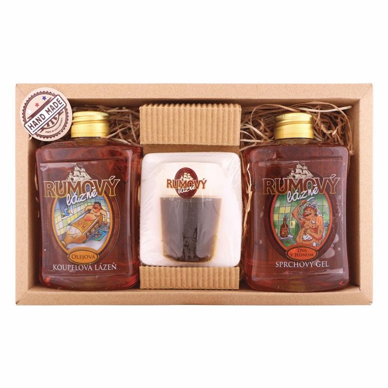 Darčekové balenie – rum