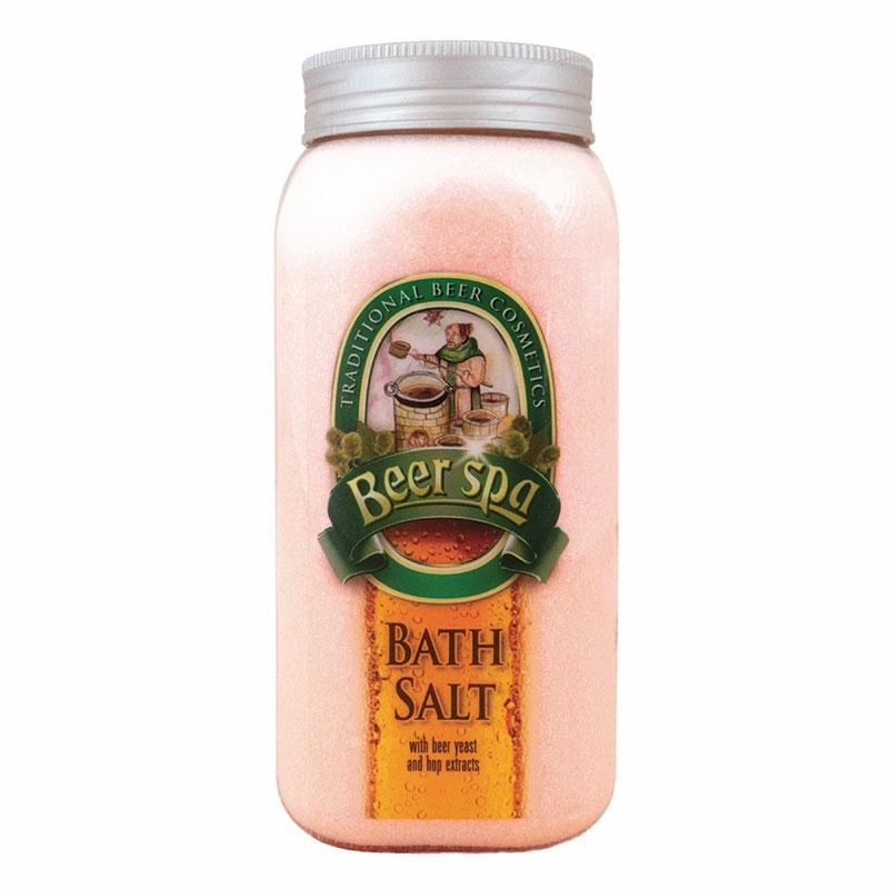 Soľ do kúpeľa Beer Spa