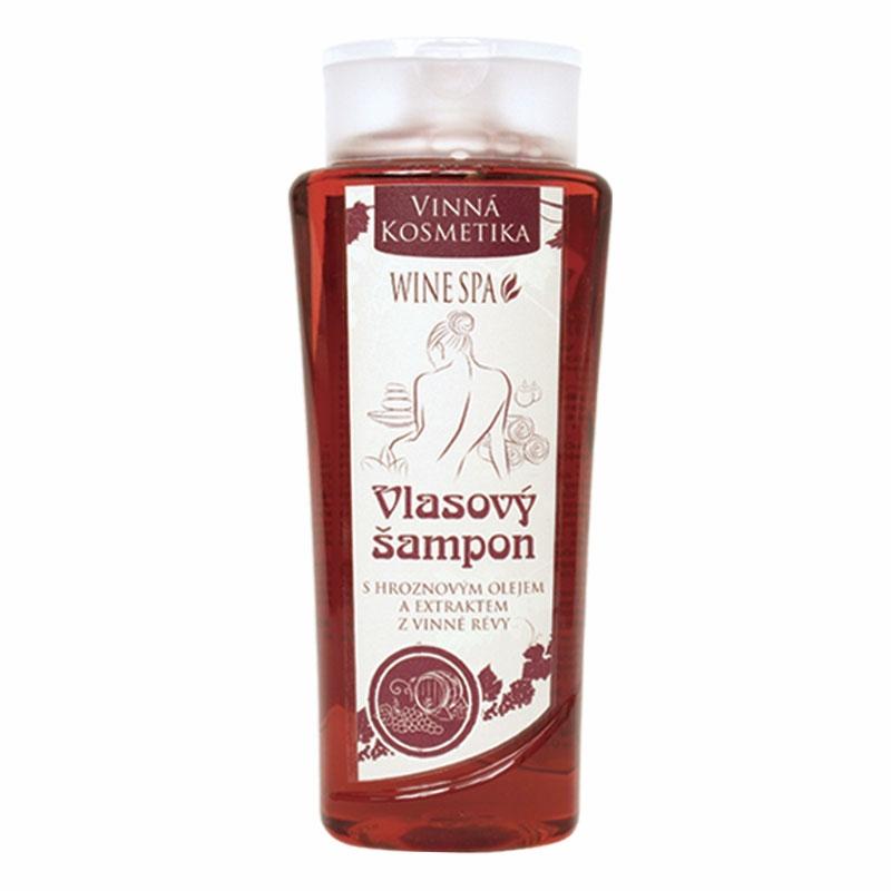 Vlasový šampón Wine Spa