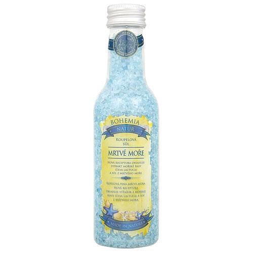 Soľ do kúpeľa – Dead Sea premium line