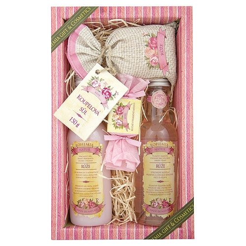 Darčekové balenie – Rosarium
