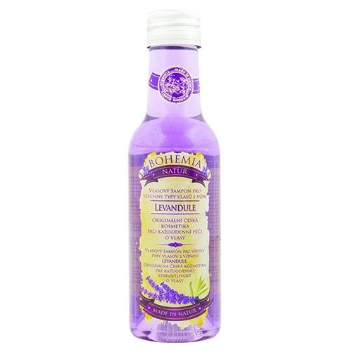 Vlasový šampón – levanduľa